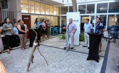 Gibraltar 2019 NatWest International Island Games Art Residency and