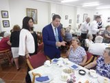 Tea reception to mark Bishop Canilla House refurbishment