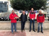 Gibraltar Rugby Club deliver cakes to St Bernard's Hospital