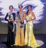 Glittering Miss Gibraltar contest - AN ELECTRIFYING AND AMAZING SHOW AS CELINE BOLAÑOS IS CROWNED MISS GIBRALTAR
