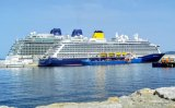 Gibraltar invaded by over 5,000 cruise liner passengers