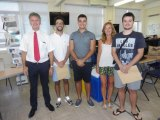 GibYOUTH: 94% overall pass rate 'A' Levels