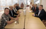 Cross Frontier Group meet with Liberal Party
