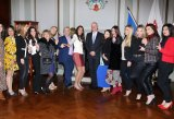 Past organisers and winners of Miss Gibraltar