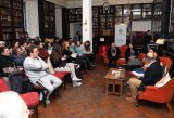 Full Audience as Fireside Event Challenges Gender Stereotyping in Storytelling