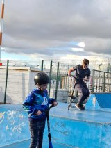 New lease of life for skate park
