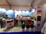 Gibraltar stand at the Monaco Yacht Show