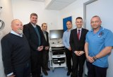 Prostate Cancer Support Group donates new equipment for Urology Department