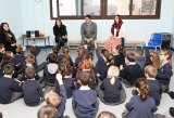 Chief Minister Visits St Mary's First School