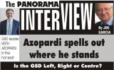 Azopardi spells out where he stands