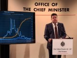 CHIEF MINISTER'S PRESS CONFERENCE - Friday 12th February 2021