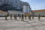 PROMOTIONS FOR THE ROYAL GIBRALTAR REGIMENT
