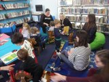 Library Storytelling Session