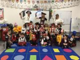 Pirate Day at the nursery