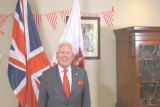 Determined to continue to support Gibraltar's wish to remain British