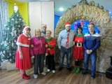 Mount Alvernia enjoy their Christmas party