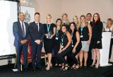Staff award at Gibraltar Health Authority