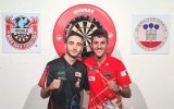 Craig Galliano and Justin Hewitt jet off to the World Cup of Darts