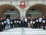 Gibraltar's First Responders Qualify