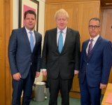 Gibraltar leaders meet Prime Minister Theresa May - and Boris Johnson and Jeremy Hunt, candidates to replace her