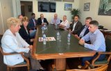 Merchant Navy Training Board hold meeting in Gibraltar