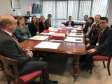 Position of Gibraltar in the EU discussed with EU visitors