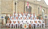 Success for the Royal Navy Gibraltar Squadron