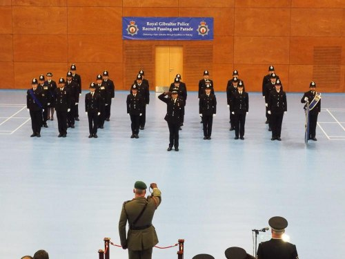 New intake of constables recruited for RGP training school