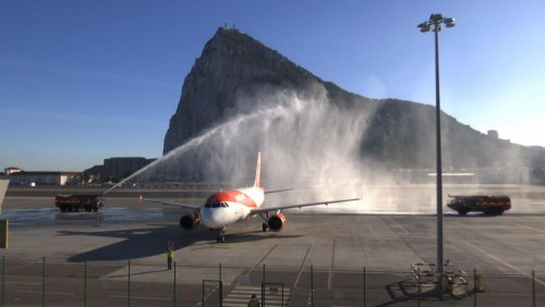 easyJet commences new London connection from Gibraltar