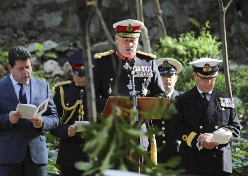Battle of Trafalgar remembered
