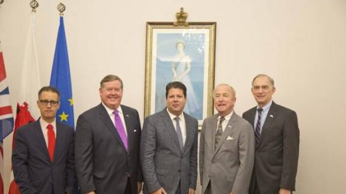 US Congressmen refuse to be dictated by Spain - and uphold good relations between the US and Gibraltar