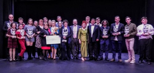 ROCK THEATRE WIN THE 2019 GIBRALTAR DRAMA FESTIVAL FOR BOTHERED AND BEWILDERED