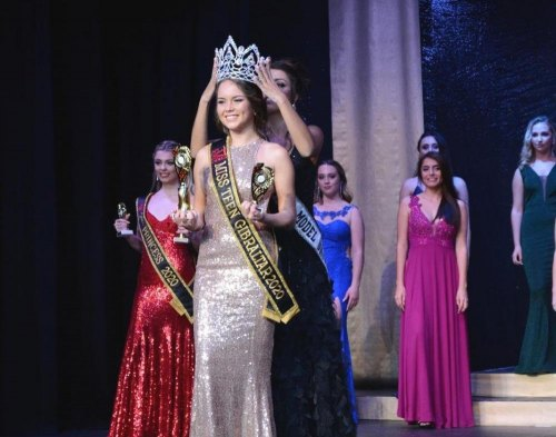 Miss Teen Gibraltar crowned
