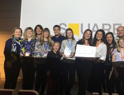 University's project wins 2nd prize at Brussels showcase