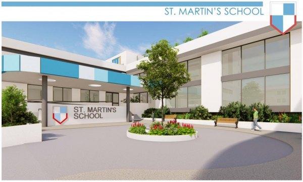 New St Martin's school plans get the go-ahead