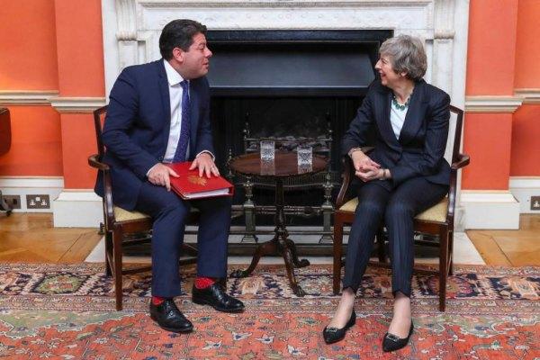 "UK-Gibraltar relations have ""never been better"""
