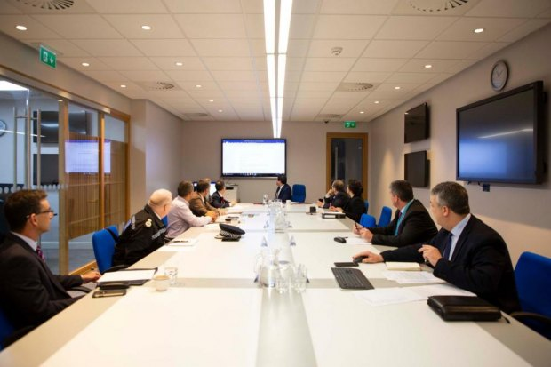 'Yesterday, the Chief Minister chaired a meeting of the Covid-19 Executive Committee. This committee includes key members of the Platinum and Gold levels of the Civil Contingencies command structure.'
